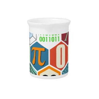 maths pitcher