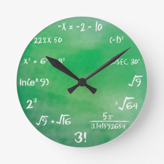 Maths Quiz - Sheldon Cooper Clock