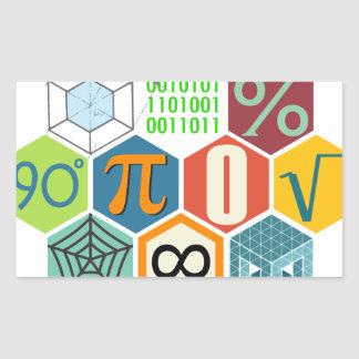 maths sticker
