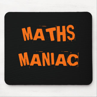Maths Teacher Gift - Funny Joke Nickname Mouse Pad