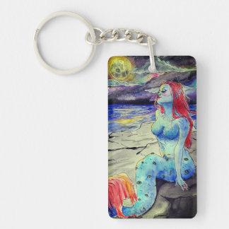 Matia mermaid keychain