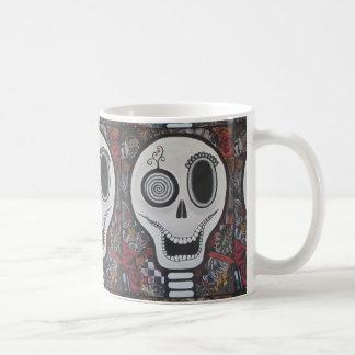 """Matilda"" Day of the Dead Coffee Mug"
