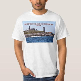 Matinicus Rock Lighthouse, Maine T-Shirt