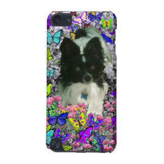 Matisse in Butterflies II - White & Black Papillon iPod Touch (5th Generation) Covers