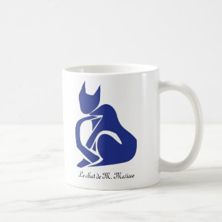 Matisse's Cat Mug