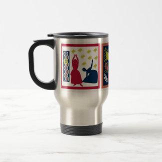 Matisse's Living Room Travel Mug