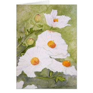 Matlidja Poppies card