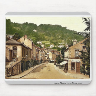 Matlock South Parade and Heights of Abraham, Derby Mousepads