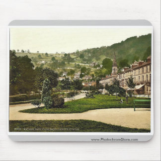 Matlock with promenade and Heights of Jacob, Derby Mousepads