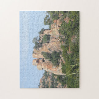 Matopos Hills Jigsaw Puzzle