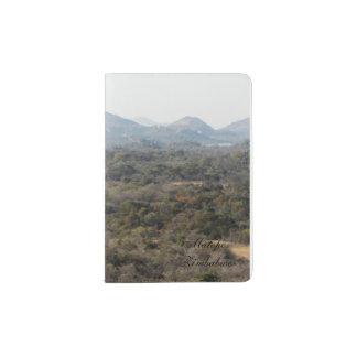 Matopos Sovenir Passport Holder
