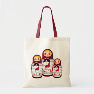 Matrioska Tote Bag