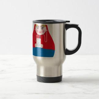 matrioska travel mug