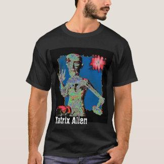 Matrix Alien T-Shirt