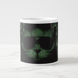 Matrix Cat Mug