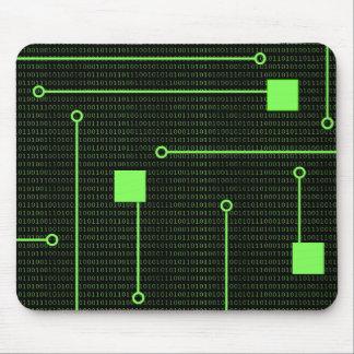 Matrix Mouse Pad