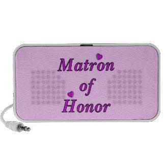 Matron of Honor Simply Love Travelling Speaker