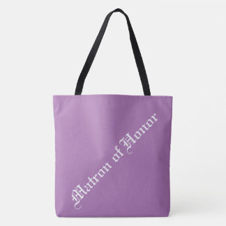Matron of Honour Tote Bag