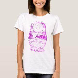 Matryoshka Babushka T-Shirt