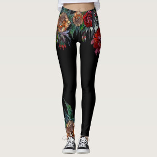 MATRYOSHKA COLLECTION LEGGINGS