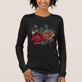 MATRYOSHKA COLLECTION , wearable ART Long Sleeve T-Shirt