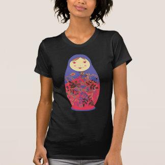 Matryoshka Doll 2 ~ Russian / Babushka Nesting T-Shirt