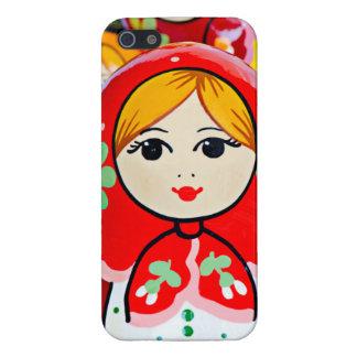 Matryoshka Doll iPhone 5 Case