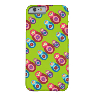 Matryoshka Doll iPhone 6/6s Case