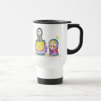 MatryoshKa Travel Mug