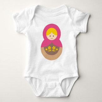 MatryoshkaA16 Baby Bodysuit