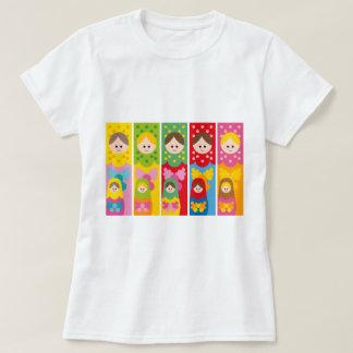 MatryoshkaBookmark T-Shirt