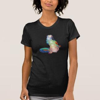 Matsyendrasana digitally 2012 as Tshirt
