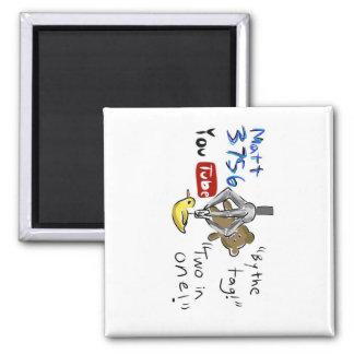Matt3756 youtube magnet