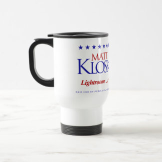 Matt Kloskowski Tumbler Travel Mug