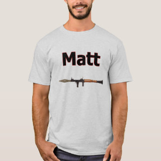Matt RPG T-Shirt