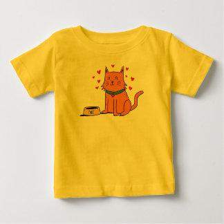 Matt the Cat baby tee