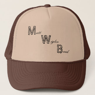 Matt Wigler Band Hat
