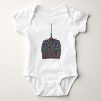 Matte Spektrum RC Radio Baby Bodysuit
