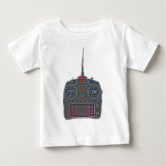 Matte Spektrum RC Radio Baby T-Shirt