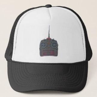 Matte Spektrum RC Radio Trucker Hat