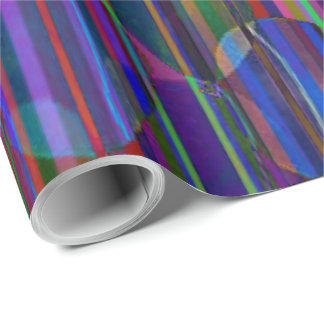 """Matte Wrapping Paper, 30"""" x 15', balloons Wrapping Paper"""