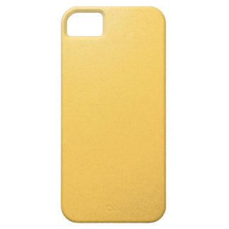 Matte Yellow iPhone 5 Cases