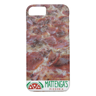 Mattenga's Molto Meat Pizza iPhone 8/7 Case