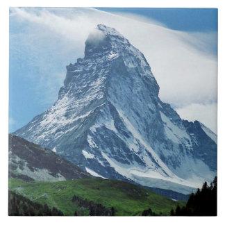 Matterhorn, Alps Tile