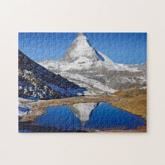 Matterhorn Jigsaw Puzzle