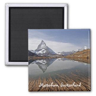 Matterhorn' reflection magnet