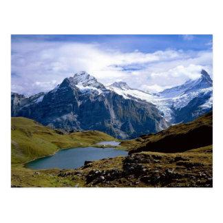 Matterhorn, Switzerland 2 Postcard