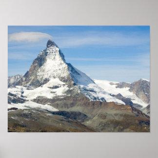 Matterhorn, Switzerland, SwissAlps Poster