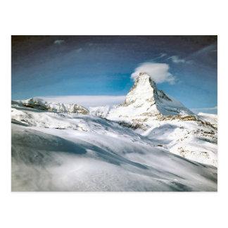 Matterhorn, Zermatt Postcard