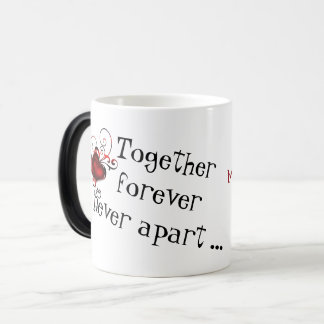 Matters of the Heart Magic Mug